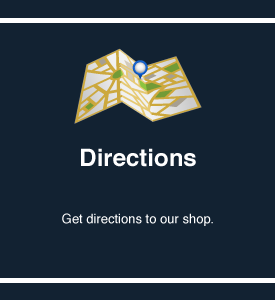 Get Directions to our Shop