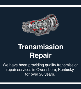 Our Specialty is Automatic Transmission Repair